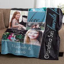 customized blanket