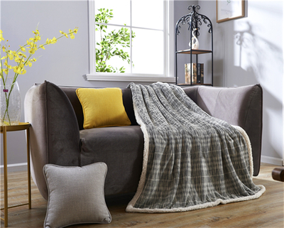 Guaranteed Quality Proper Price Polyester Fabric Hot Sell Best Flannel Blanket
